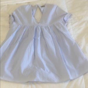 ZARA trafalac skort dress